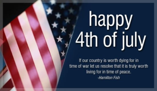 Free Independence Day Cards Online