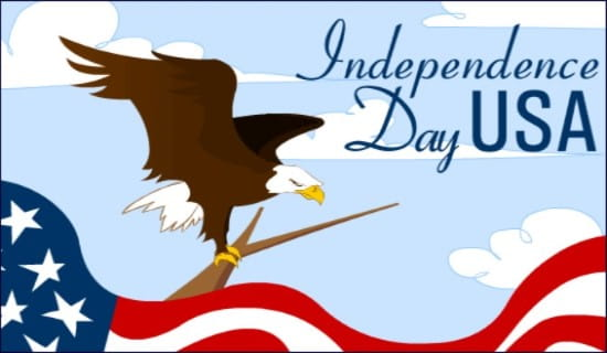 July 4th Eagle