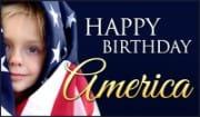 America Birthday