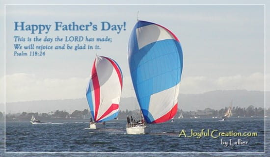 Father's Day  ecard, online card