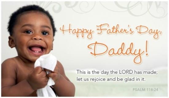 Rejoice, Daddy