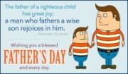 Blessed Father's Day
