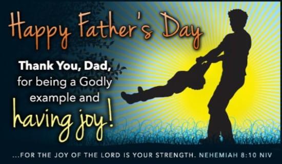 Joy - Nehemiah 8:10 NIV