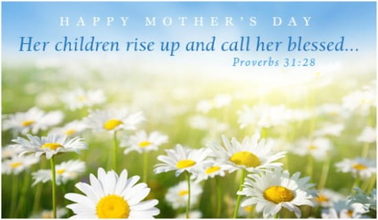 Call Her Blessed Ecard Free Mother S Day Cards Online