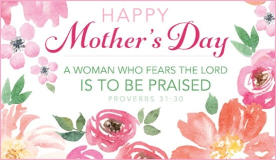 Happy Mother S Day Religious Quotes: Free Mother's Day Cards Online