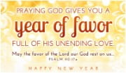 Year of Favor