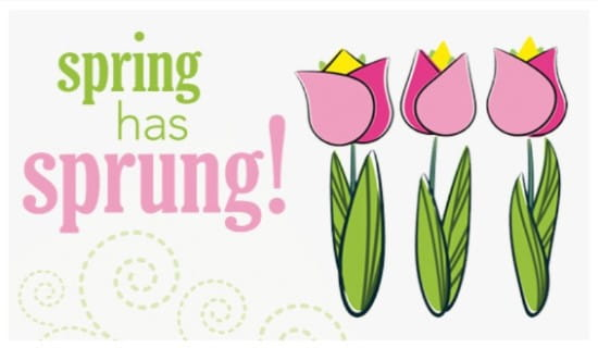 Free spring has sprung ecard email free personalized spring cards
