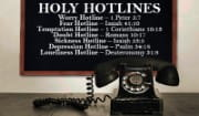 Holy Hotlines