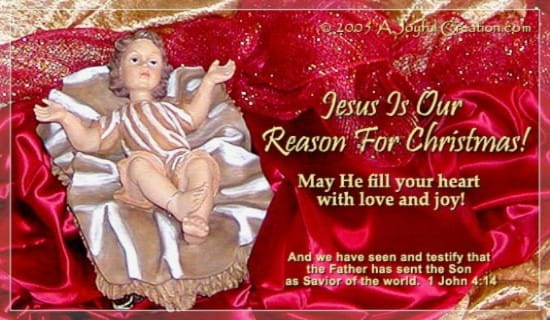 Jesus is Our Reason