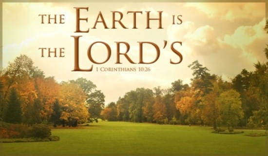 Lord's Earth