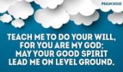 Teach Me GOD!