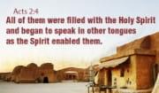 Through HIM, we can spread the Gospel anywhere!