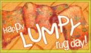 Lumpy Rug Day 5/3