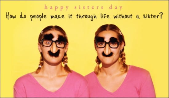 Sisters Day (8/7)