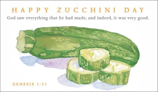 Zucchini Day (8/8)