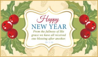 New Year eCards - Free eMail Greeting Cards Online