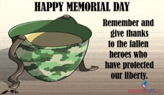 Give Thanks to the Fallen