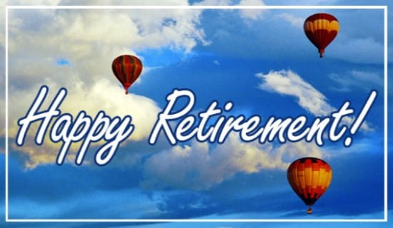 Free Happy Retirement eCard - eMail Free Personalized ...