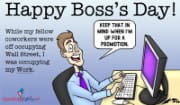 Happy Boss's Day!