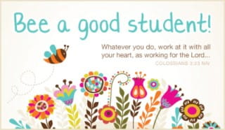 Bee a Good Student
