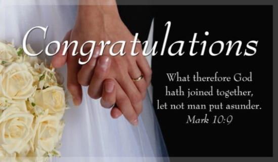 Mark 10:9