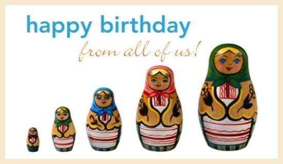 From All Of Us ecard, online card