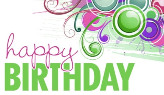 Happy Birthday Email Cards Free gangcraftnet – Free Happy Birthday Email Cards