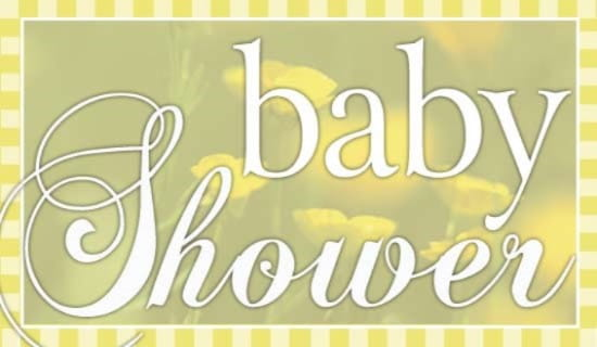 Free Baby Shower eCards - eMail Personalized Christian Cards Online
