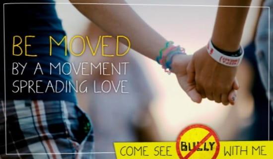 Bully Movie Invite