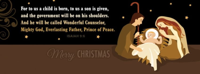 Download Nativity - Christian Facebook Cover & Banner