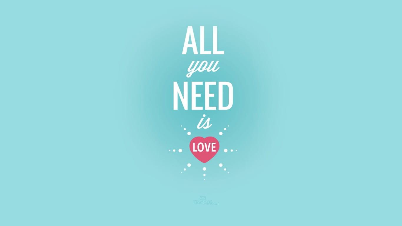 all you need is love The beatles - all you need is love (música para ouvir e letra da música com legenda) all you need is love / all you need is love / all you need is love, love.
