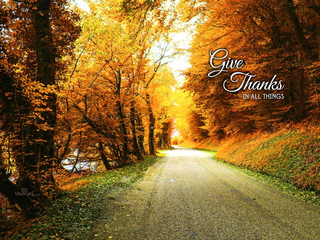 Give thanks desktop wallpaper free backgrounds - Crosscards christian wallpaper ...
