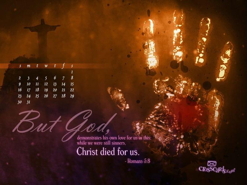 January 2011 - Romans 5:8
