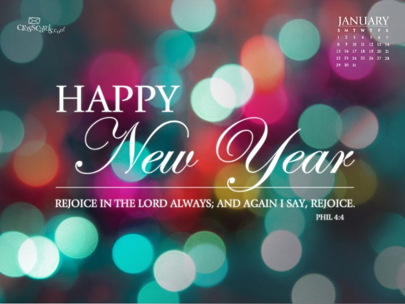 Jan 2012 - Rejoice