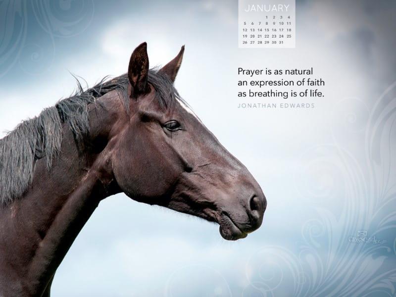 Jan 2014 - Prayer