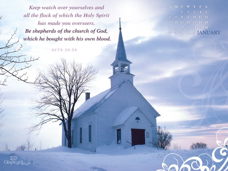 Jan 2013 - Church
