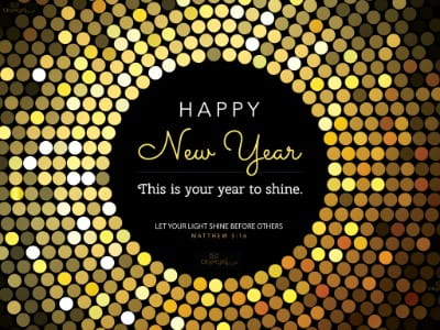 Your Year to Shine