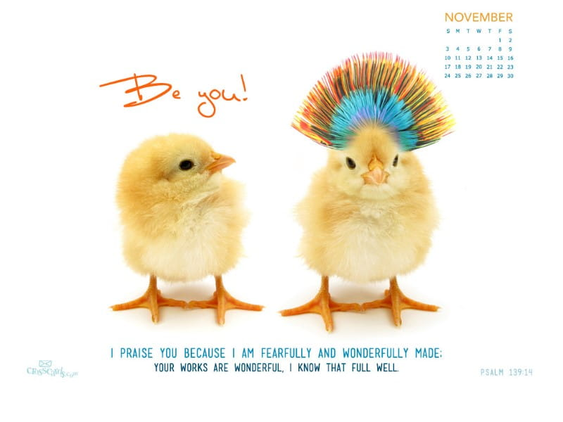 Nov 2013 - Be You