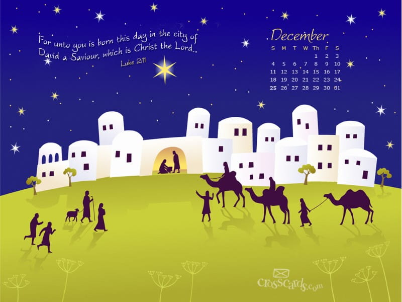 Dec. 2011 - Luke 2:11