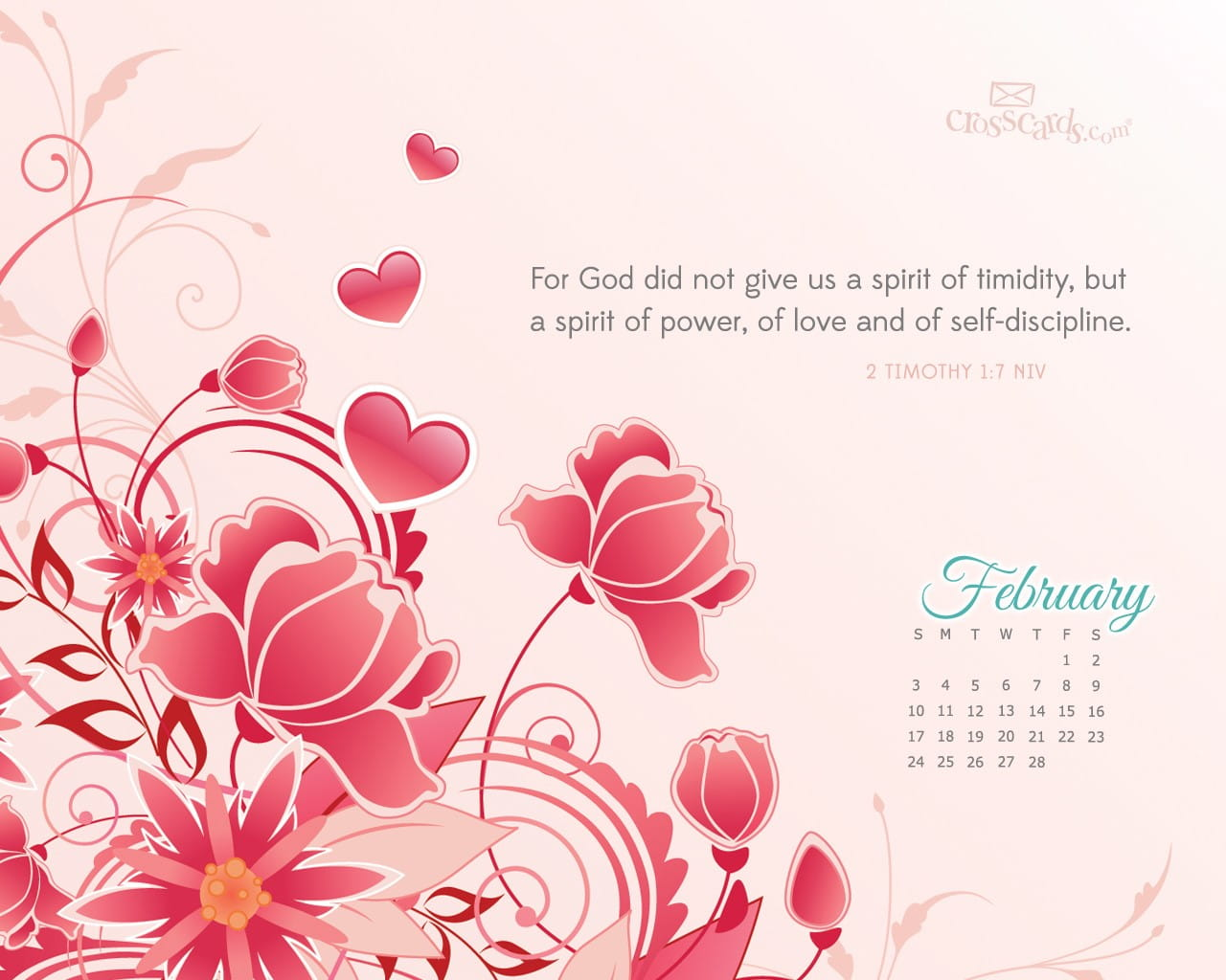 February Calendar Wallpaper Phone : Feb tim niv desktop calendar free february