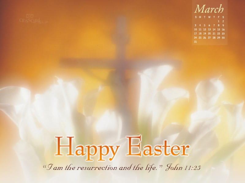 March 2013 - John 11:25
