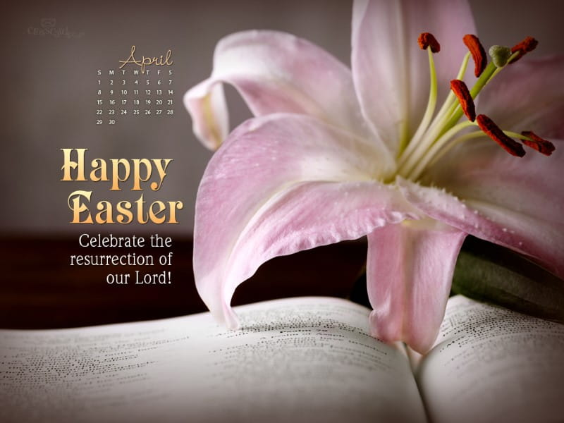 April 2012 - Happy Easter