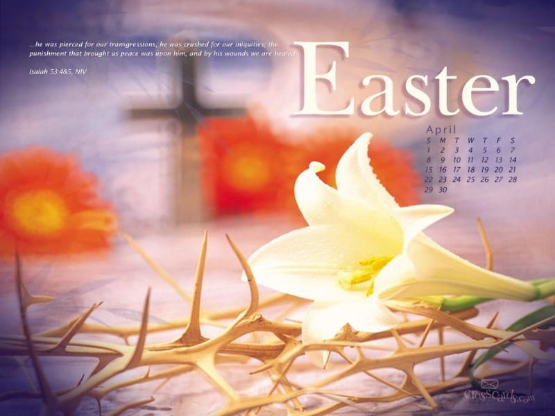 April 2012 - Easter