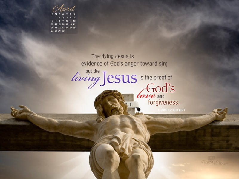 April 2014 - Living Jesus