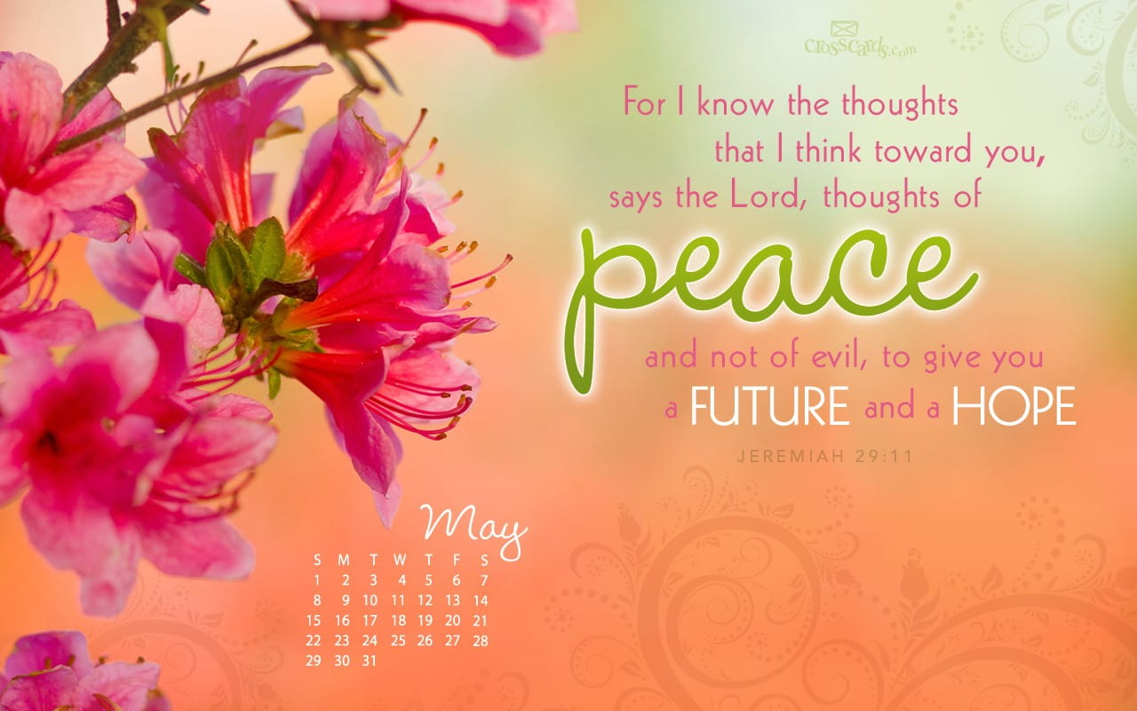 May Month Wallpaper Download