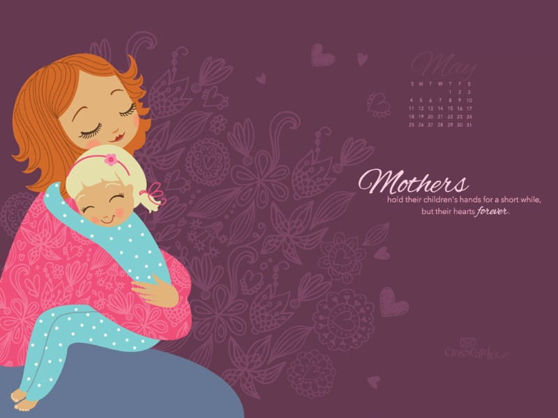 May 2014 - Mothers