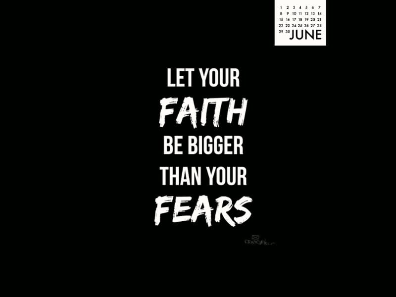 June 2014 -Faith Bigger