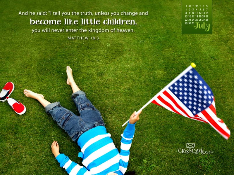 July 2012 - Little Children