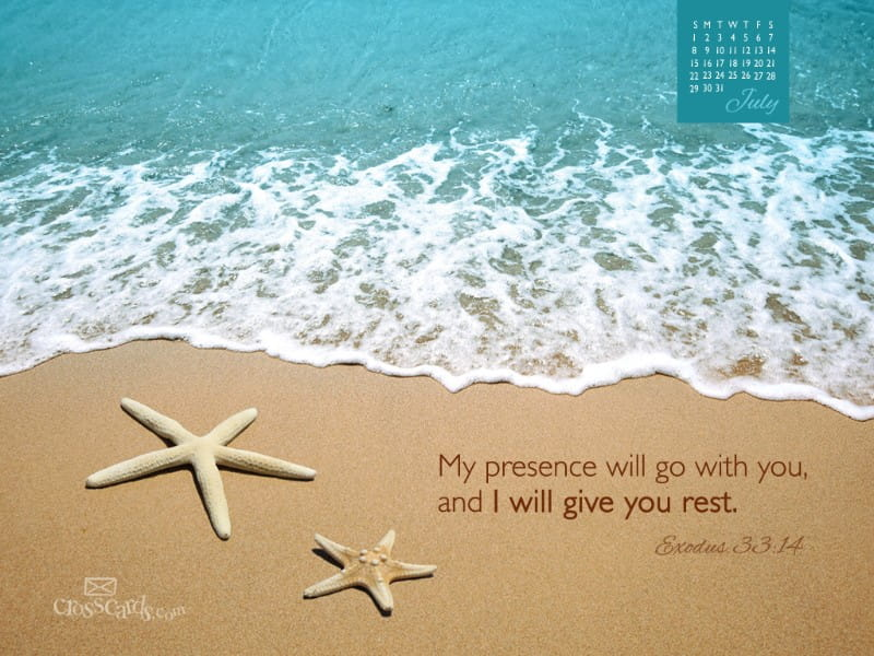 July 2012 - Give You Rest