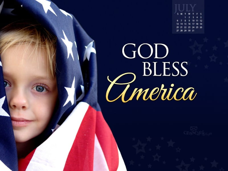July 2014 - God Bless America